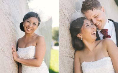 Bröllop i St Birgittas kapell & fotografering vid Klippan