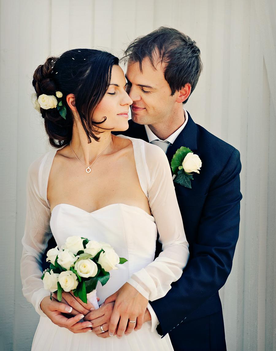 wedding couple Stenungsund