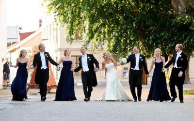Bröllop på Marstrand – Maria & Martin