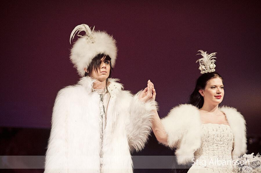 Modevisning – Bröllopsmässan på Konserthuset i Göteborg