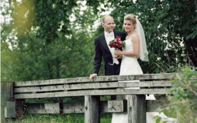 Ellen + Markel, bröllop Älvängen – Kilanda