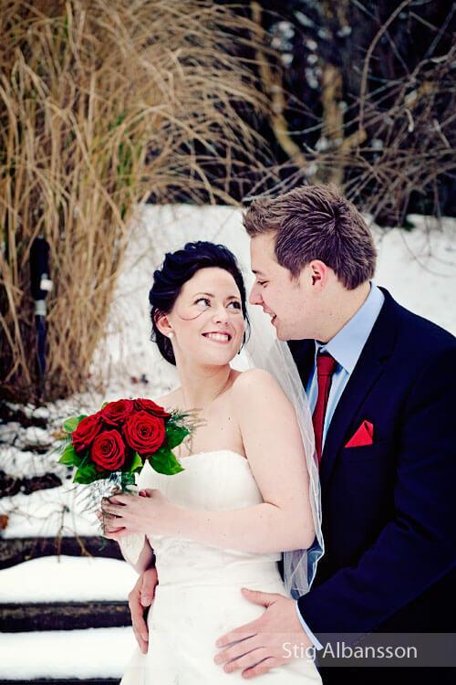 Bröllopsfoto, trädgårdsföreningen göteborg