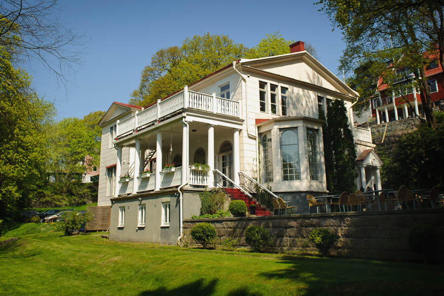 Villa Odinslund -Vårbröllop