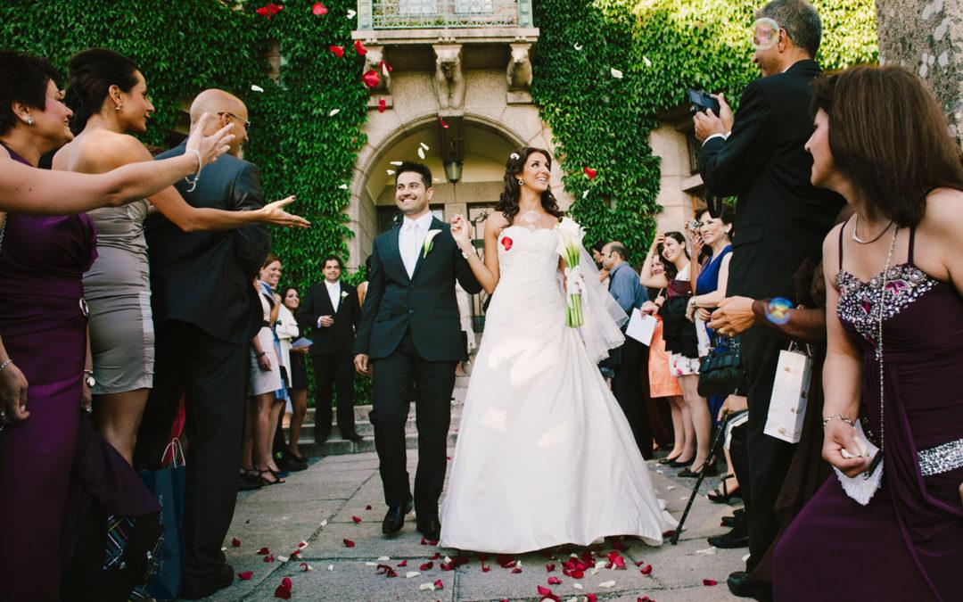 Tjolöholms slott – vackert bröllop en vacker dag