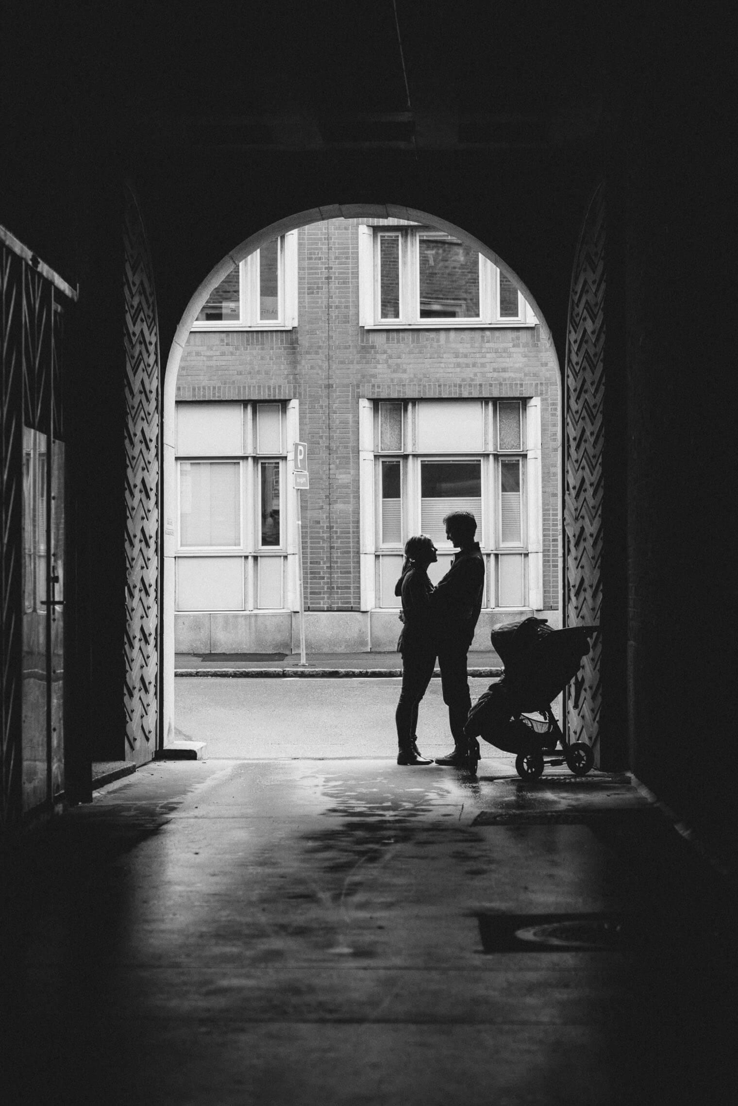 Förfoto inför bröllop i Göteborg