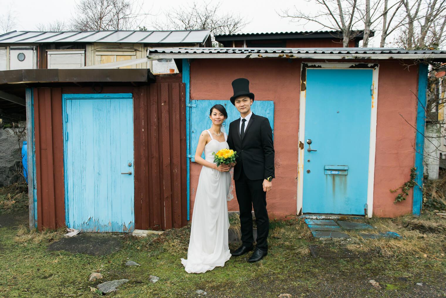 Gothenburg sweden wedding