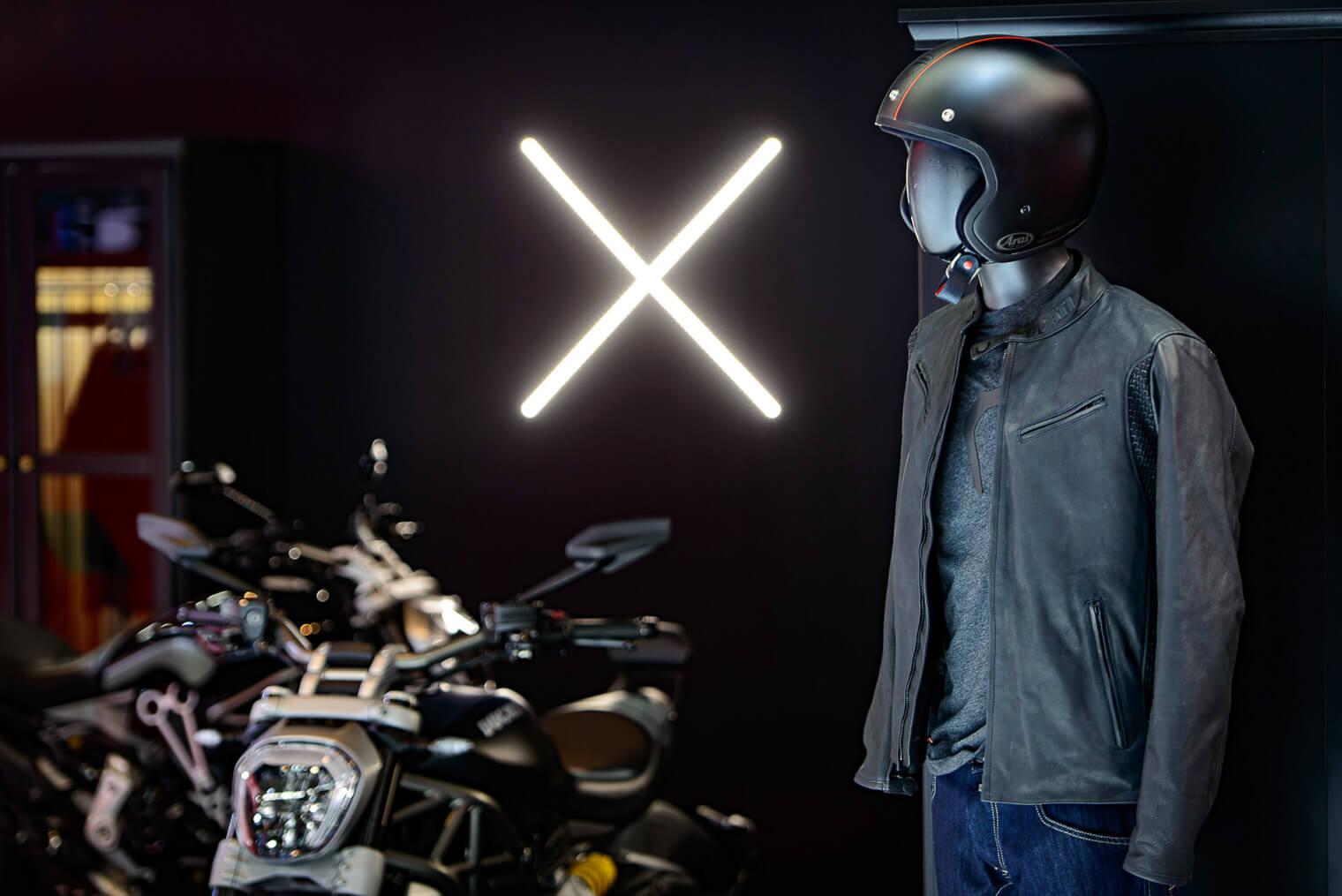 Ducati mc mässa svenska mässan göteborg