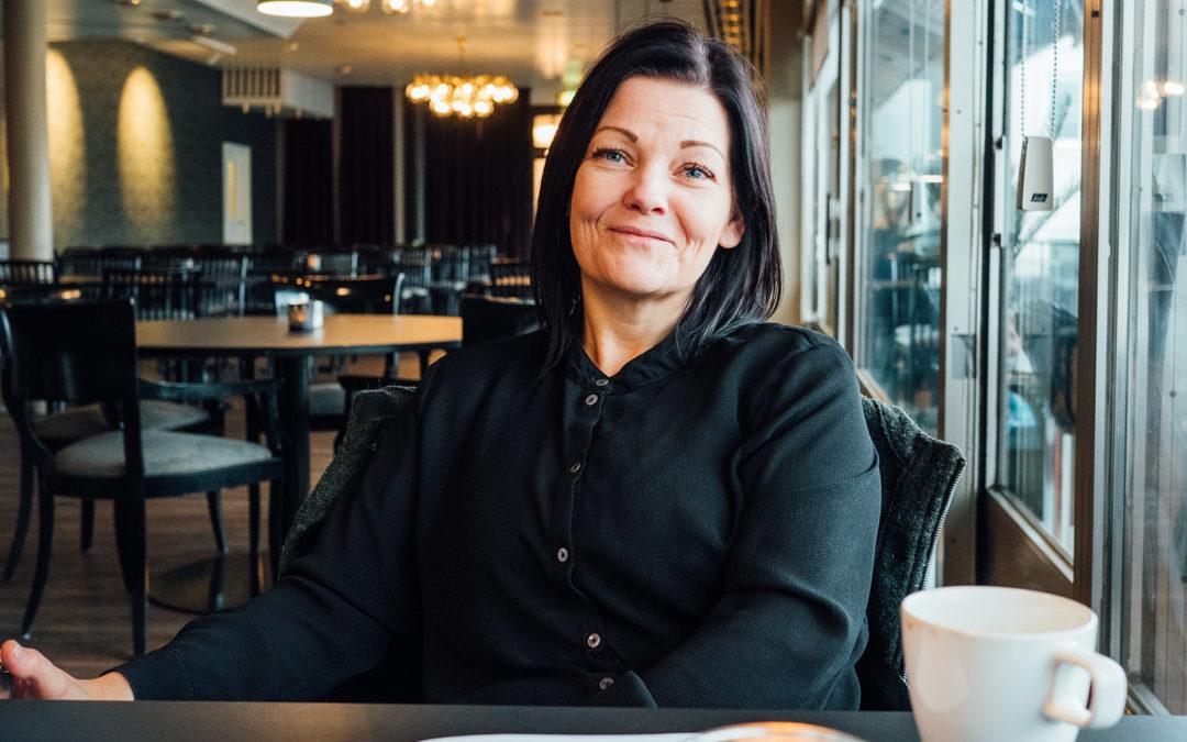 Möte i nätverket: Fredrika Selinder, Kongelfs gästgifveri.